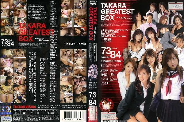 TAKARA GREATEST BOX 2006 winter ~2007 summer/中古アダルトDVD